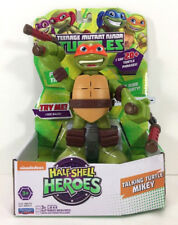 Teenage Mutant Ninja Turtles Pre-cool Half Shell Heroes 6 Inch Michelangelo Talk