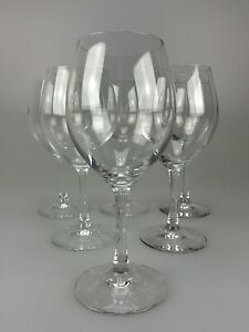 6x-Weinglas-Glas-Gaststaette-Gasthaus-Hotel-Weinglaeser-Rotwein-Weisswein