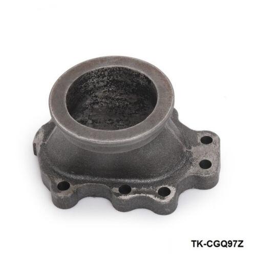 Cast Iron GT25 GT28 T25 T28 Dump Flange Exhaust Conversion Kit 2.5 ...