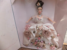 Antique Rose Barbie Limited Edition 1996 FAO Schwarz NRFB MIB