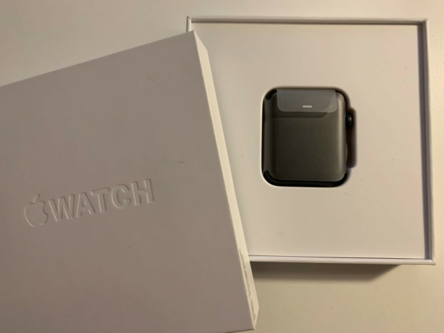 Smartwatch, Apple, Helt nyt Apple Watch series 2, space…