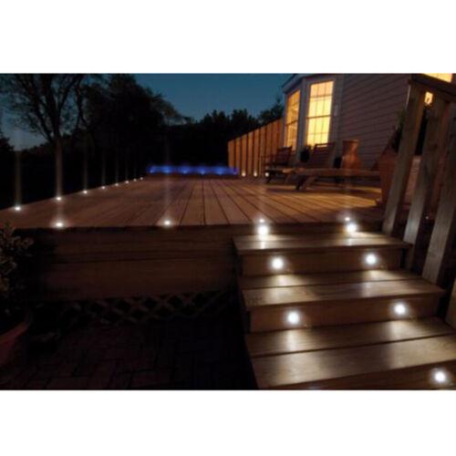 Licht Set mit 10 T5 T10 Keilabsatz Birnen Weiß LED für Malibu 12V AC//Dc Quer
