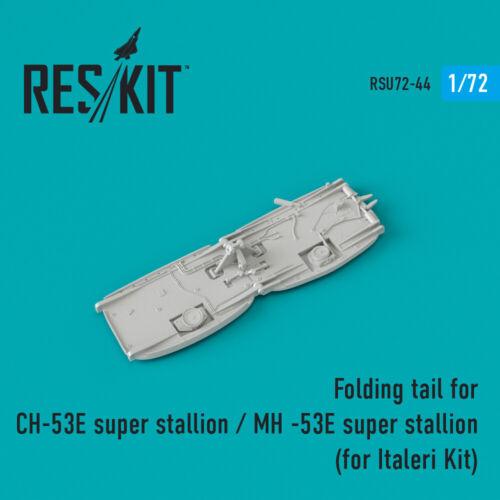 1//72 ResKit RSU72-0044 for Italeri Kit Folding tail for СH-53E 53E MH
