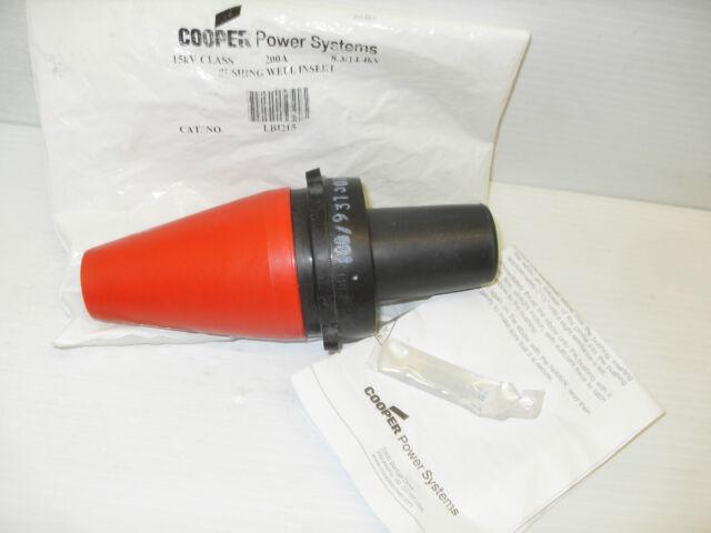 Cooper Power Systems Bushing Well Insert  LBI215