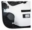 miniatura 8 - Jaguar I Passo X590 Guida a Sinistra Anteriore Interno Porta Scheda Modanatura -