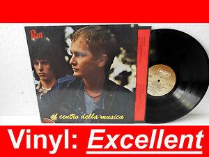 Ron-Al-Centro-Della-Musica-vinyl-LP-Italy-1981-Spaghetti-Records-33-RPM-12-034