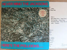 Never Mind The Jacksons...Here's The Pollocks LP New Model Army Joolz Bomb Party