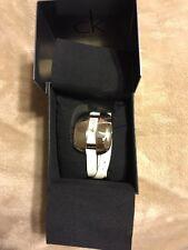 Calvin Klein Women's Treasure Watch K2E23120 (Brand New)