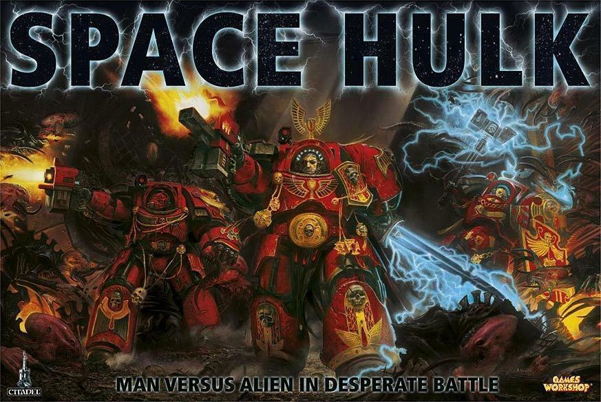 Games Workshop Space Hulk New Sealed 2014 BNIB Latest Edition New Sealed