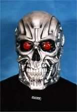 Terminator T800 Rubber Mask One size Metal Skull Cosplay Toy Made in Japan