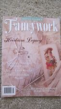 Martha Pullen's Fancywork Spring Issue 1998 - Trapunto by Machine
