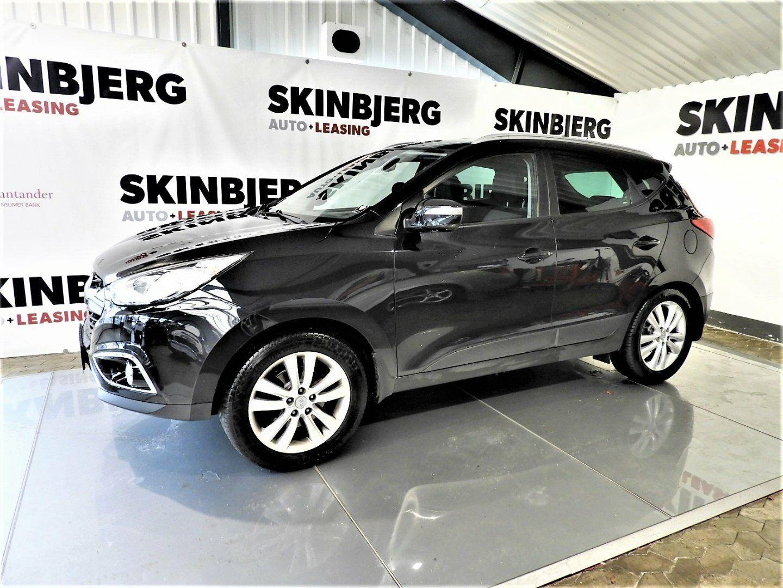 Hyundai ix35 2,0 Premium 5d - 139.800 kr.