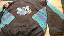 Vintage Charlotte Hornets Starter Jacket pullover XXL