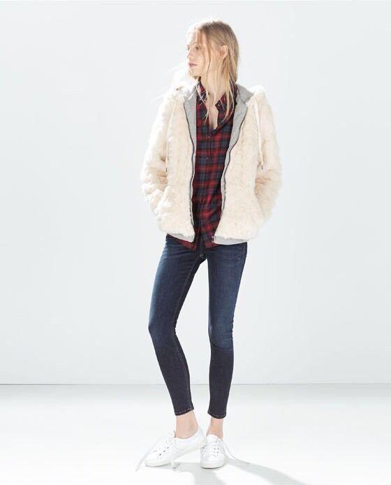 Zara Oversized Cardigan Size L L L 3f7663