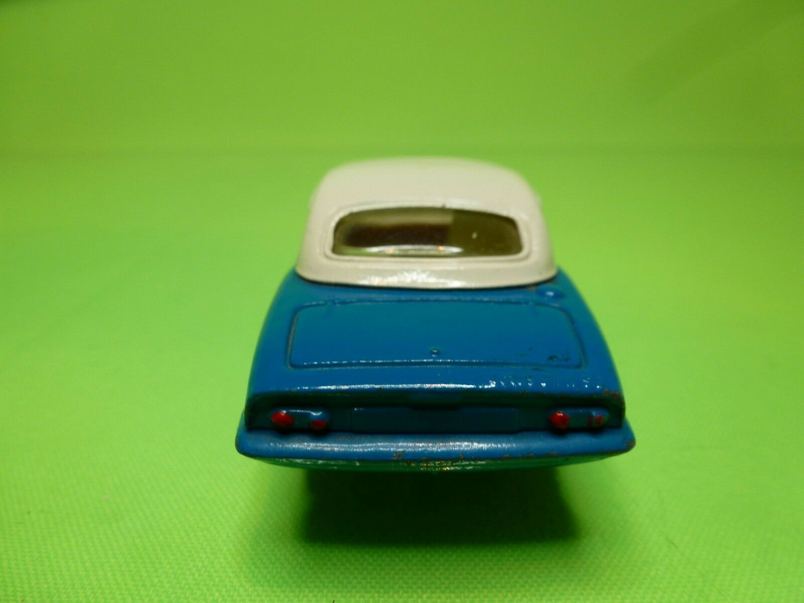CORGI TOYS 319  LOTUS ELAN S2 - DETACHABLE CHASSIS CHASSIS CHASSIS - blu 1 43 - EXCELLENT 92e186