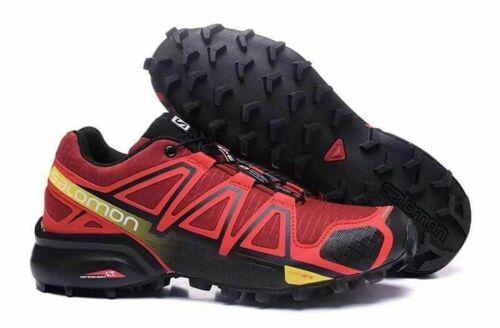 Salomon Speedcross 4 Herren-Outdoorschuhe D Laufschuhe Cross-Schuhe Hikingschuhe