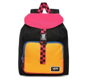 VANS Glow Stax Backpack Black