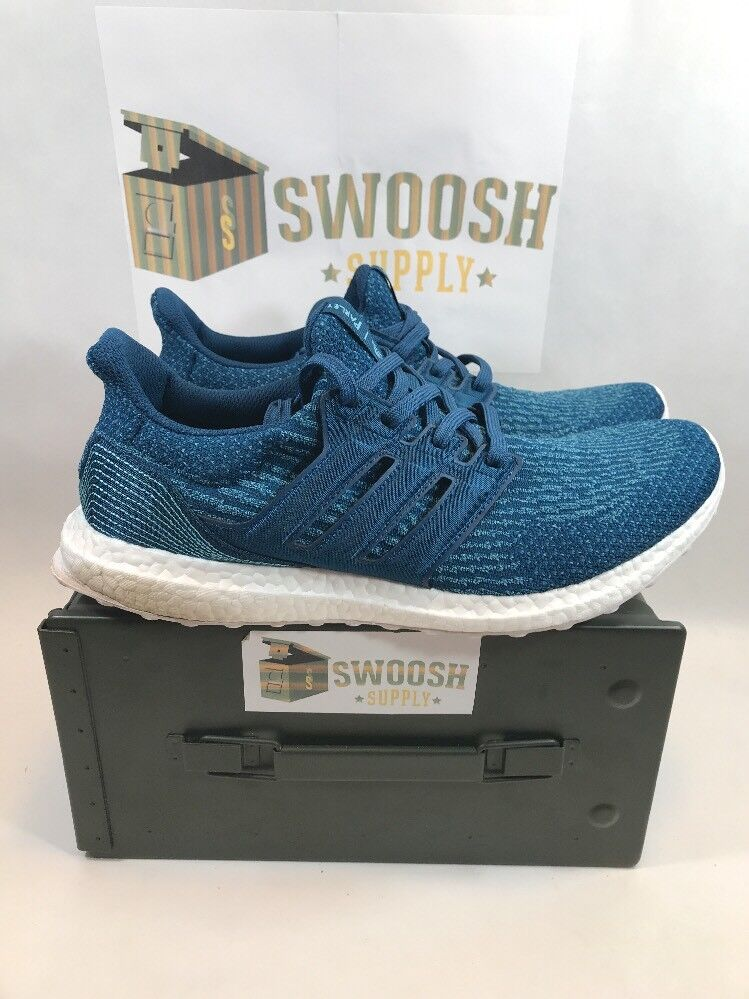 Adidas Ultra Boost 3.0 Parley M Blue Navy LTD Comfortable