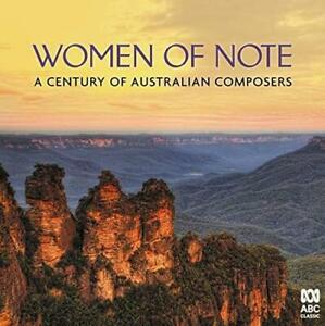 Women-Of-Note-A-Century-Of-Australian-Composers-Various-NEW-2CD