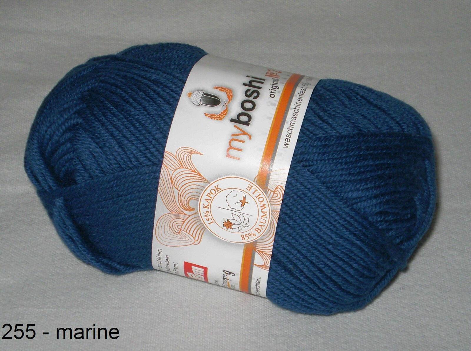 4,40 €100gr) 50 gr lana myboshi No 2 L' estate filato
