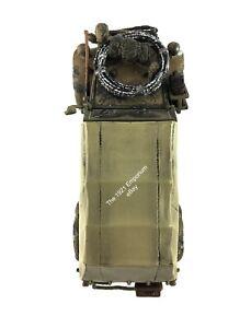 1-32-Diecast-Unimax-Forces-of-Valor-German-Afrika-Korps-Kubelwagen-NSG-Repaint