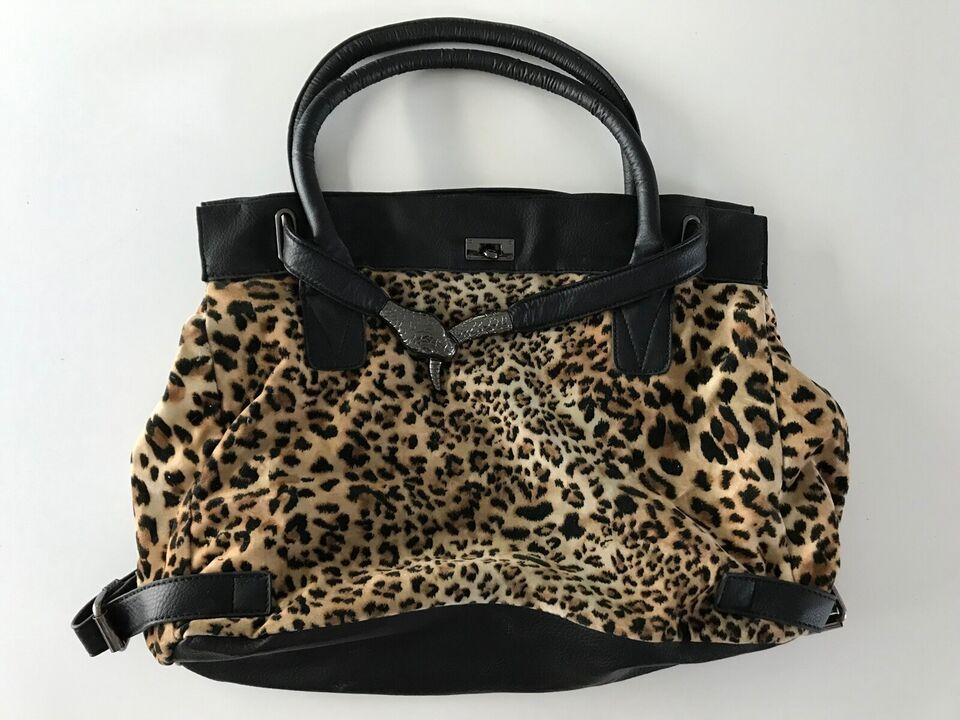 Anden håndtaske, andet mærke, andet materiale