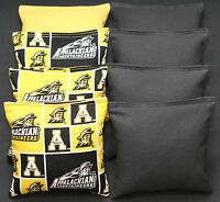 All Weather Beanbags Made W Appalachian State University Mountaineers Fabric