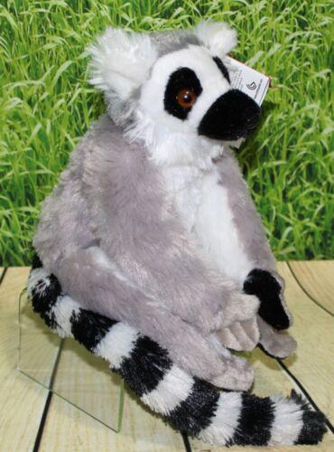 "Wild Republic RING TAILED LEMUR 8/"" Plush Cuddlekins Stuffed Animal NEW"