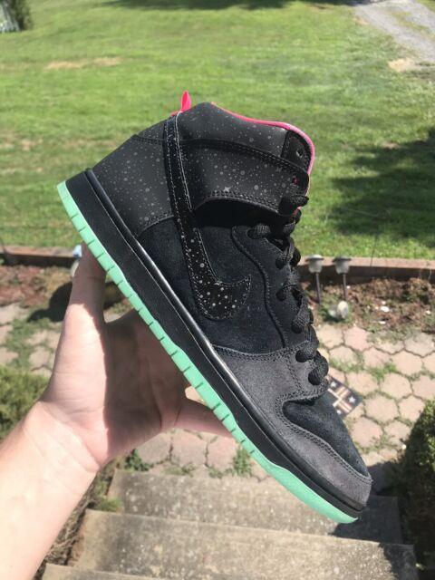 online store 4bf02 0c8c0 Nike Dunk High Premium SB Northern Lights 313171-063 Size 11 Yeezy Supreme  Low