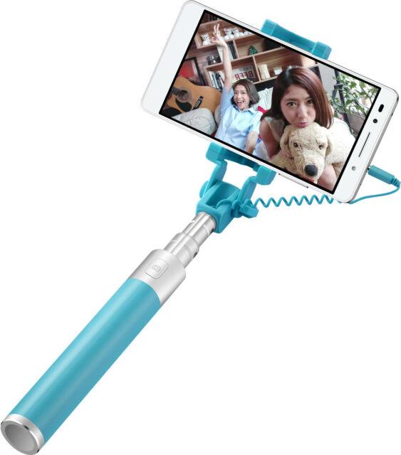 Honor Selfie Stick Blue, Einfache Bedienung, Kompaktes+elegantes Design BRANDNEU