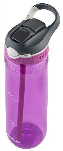 4 couleurs 24 oz environ 680.38 g Contigo Autospout Carry on//Lock It Up Ashland bouteille d/'eau NEUF