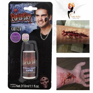 Halloween-Liquid-Latex-Flesh-Wound-Makeup-Zombie-Flesh-Paint-Fancy-Dress-Stage