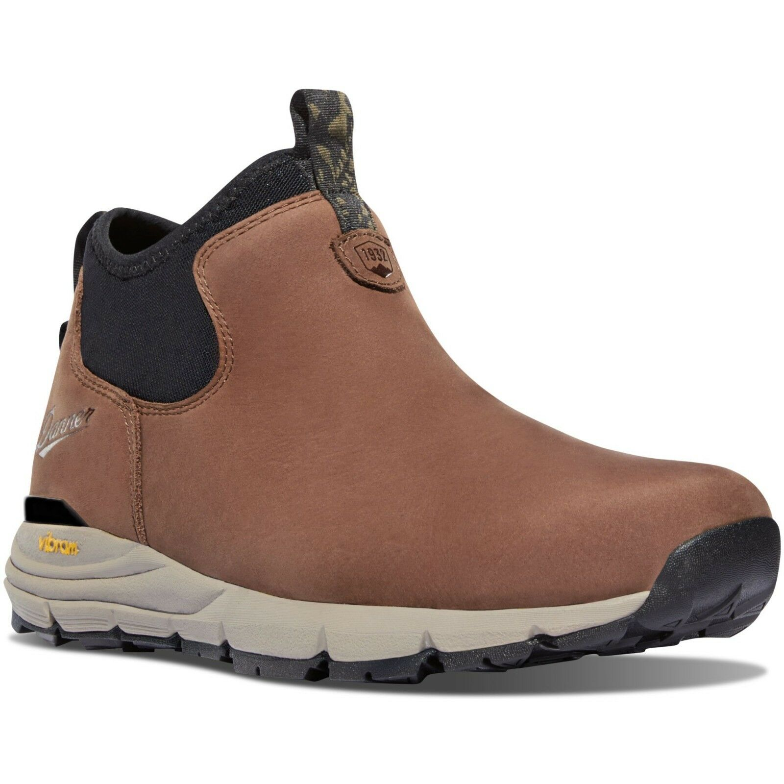 Danner Men's 36222 Mountain 600 Chelsea Mahogany Lifestyle Outdoor shoes Boots