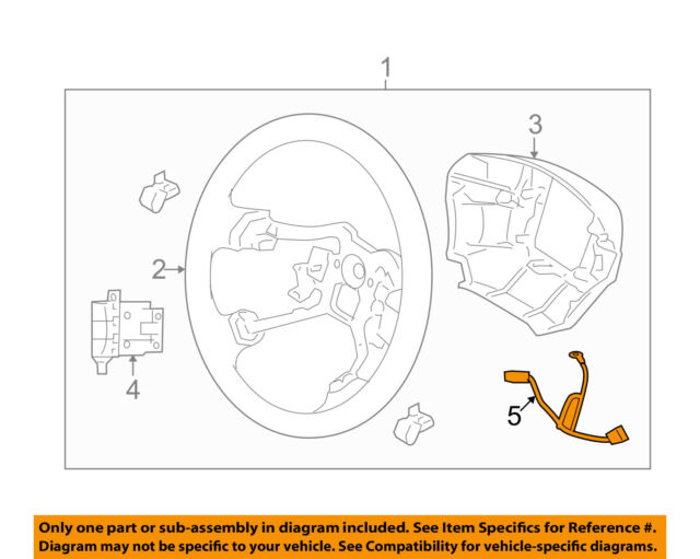 hyundai oem 12-17 azera steering wheel-wire 561903v000
