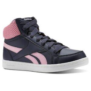 Ángulo Nuevo Moda Medio Real Zapatos Reebok Niña Cómodo Niños Cn4755 Prime RyBgA7P