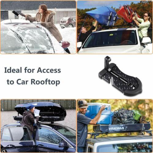 Für SUV LKW Dach Auto Tür Haken Schritt Mini Fußpedal Leiter Türpedal Fußstütze