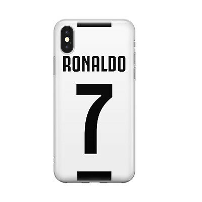 Cristiano Ronaldo Cr7 Fussball Shirt Style Tpu Handy Cover Case Fur Apple Iphone Ebay