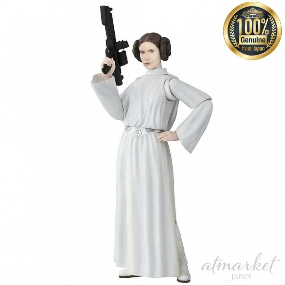 BANDAI Star Wars Figure S.H.Figuarts S.H.Figuarts S.H.Figuarts Princess Leia Organa A New Hope from JAPAN ee5861