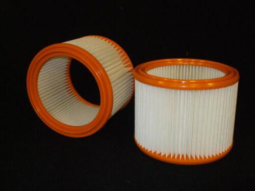 Lamellenfilter geeignet für Makita 446 LX 1-3 Rundfilter LF 3