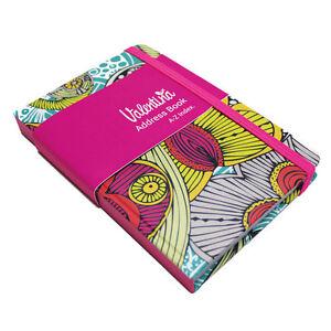 A6 Pocket Address Book Valentina Beatriz