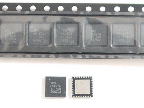 1x NEW Power IC TPS65167ARHAR QFN 40pin Chipset TPS 65167A RHAR