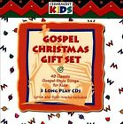 The Gospel Christmas Gift Set [Box] by Cedarmont Kids (CD, Nov-2012, 3 Discs, Cedarmont Music)