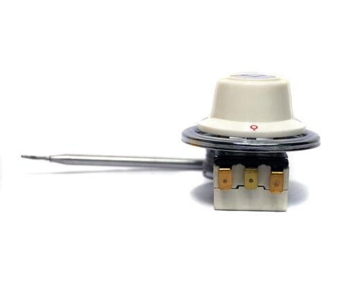 1pc EGO E.G.O Thermostat 30~110℃ 3P 250VAC 16A COM-NC-NO 55.13224.080 Germany
