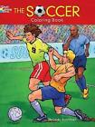 Soccer Coloring Book by Arkady Roytman (Paperback, 2016)
