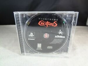 Nightmare-Creatures-PlayStation-PS1-No-Manual
