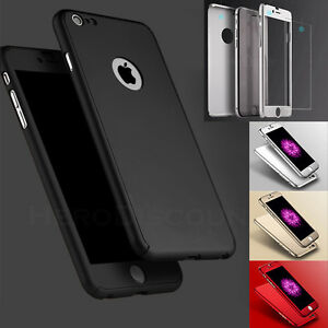 coque 360 iphone 6 plus plastique dur