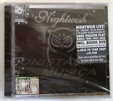 NIGHTWISH - MADE IN HONG KONG LIVE - CD + DVD Sigillato