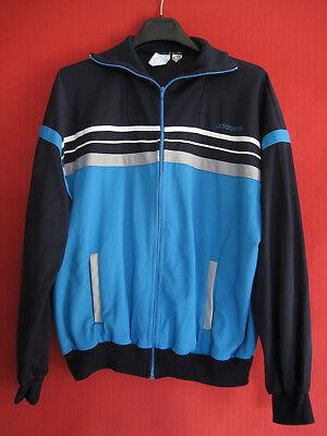 Veste Adidas Ventex Made in France Bleu 80'S Vintage Jacket 180 L | eBay