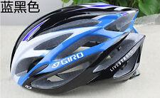 Hot Giro helmet bicycle road live strong unisex fit 56-62cm blue+black