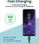miniatuur 5 - CAVO DATI MICRO USB RICARICA RAPIDA Samsung HUAWEI XIAOMI ASUS REDMI GOOGLE WIKO